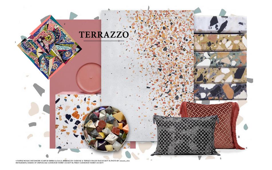 Terrazzo – Trends 2019