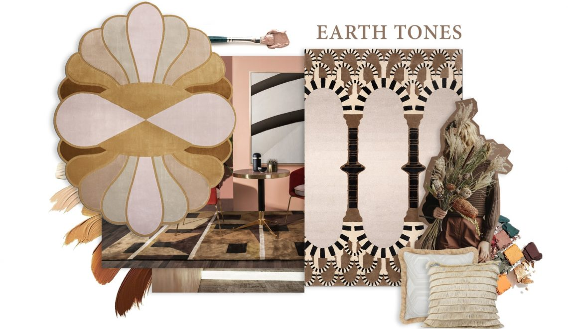 Earth Tones – Trends 2019