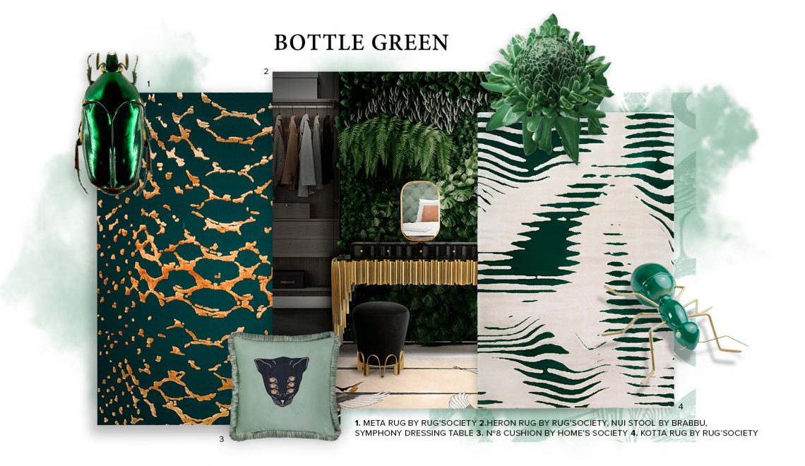 Bottle Green – Trends 2019