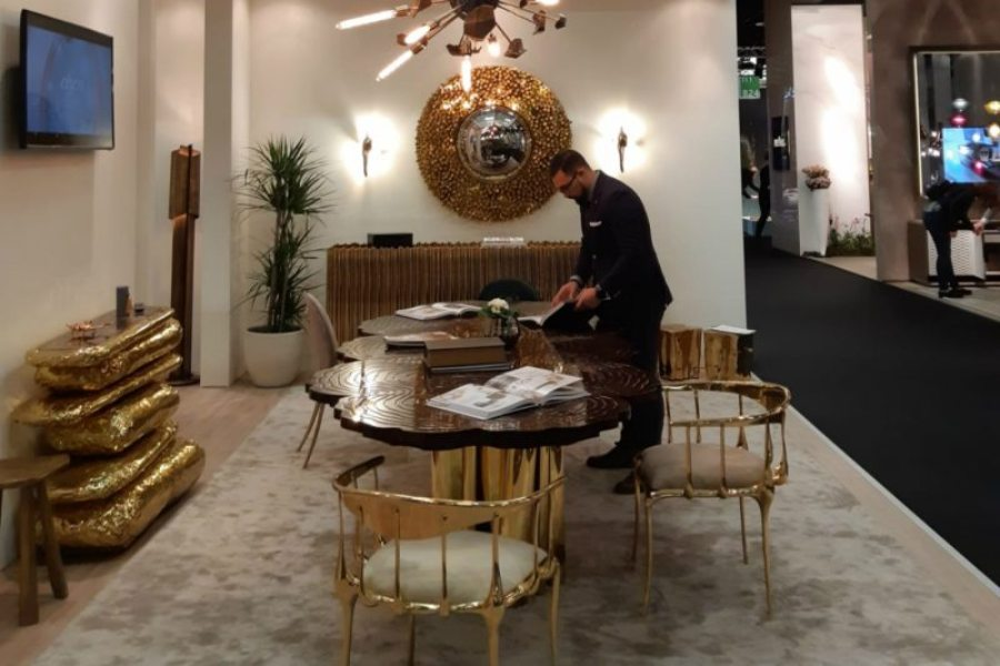 Highlights From Imm Cologne and Maison et Objet 2020