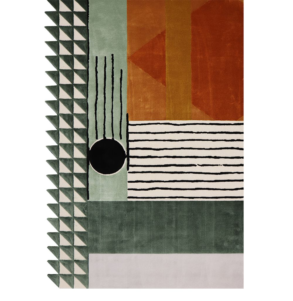Geometric Rugs - The Trendiest Design